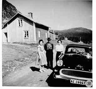 Vägen till Storjola, Borgafjäll